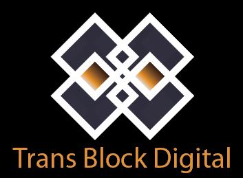 Trans Block Digital logo