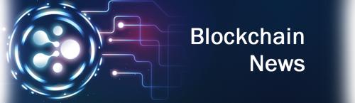 Blockchain news logo